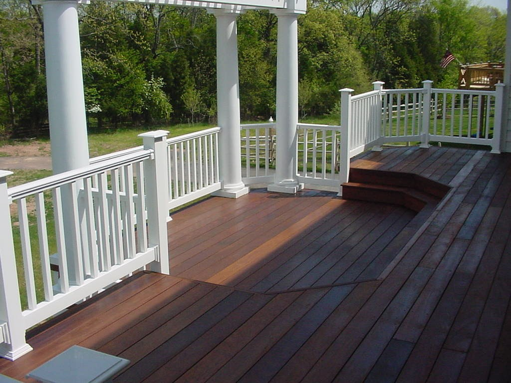 Deck railings your railing design choice will make or break your